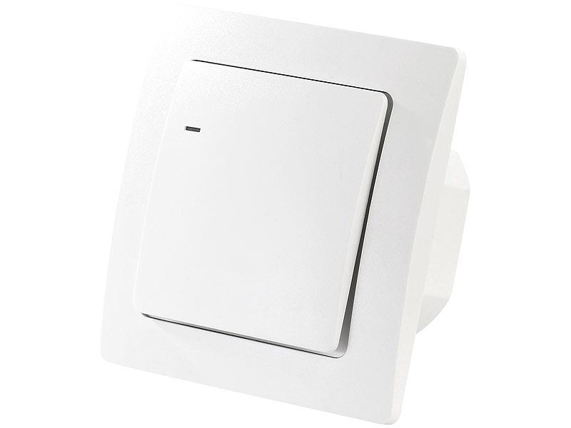 CASAcontrol Funk-Lichtschalter für innen und außen (Versandrückläufer)
