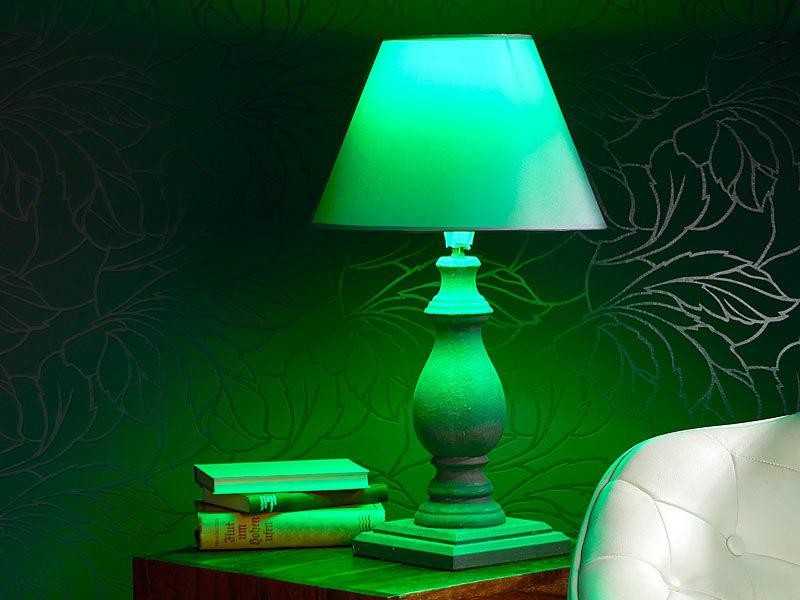 casacontrol wifi beleuchtungs system farbe inkl 3 led lampen e27 refurbished. Black Bedroom Furniture Sets. Home Design Ideas