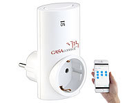 "CASAcontrol Funksteckdose SF-336.sh für Smart Home Basis-Station ""Smart WiFi"""